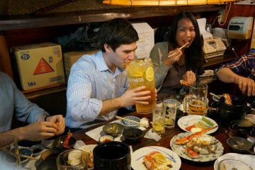 <p>There are some unusual drinks that may not be listed on the menu...</p>