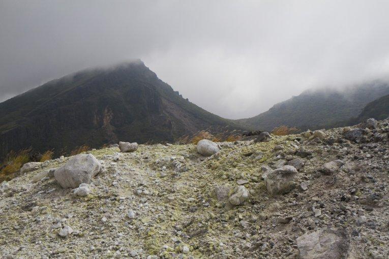 L'Ascension du Mont Karakuni