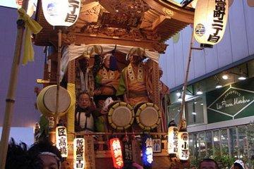 Festival float