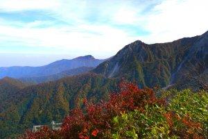 Mt. Daisen in Tottori