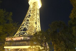 หอคอยทีวีนาโกย่า หอคอยส่งสัญญาณโทรทัศน์แห่งแรกของประเทศญี่ปุ่น