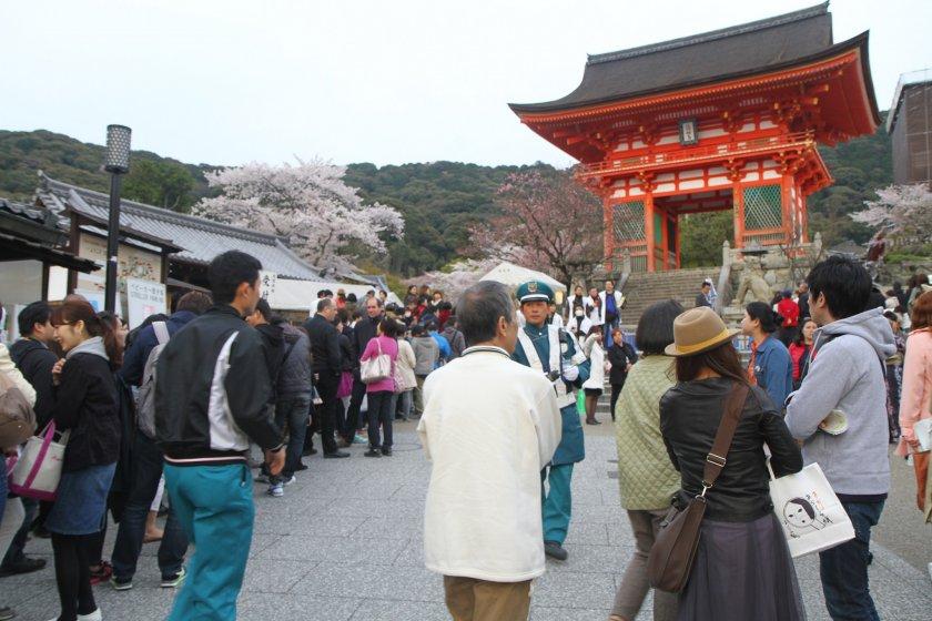 วัดน้ำใส Kiyomizu Dera Temple