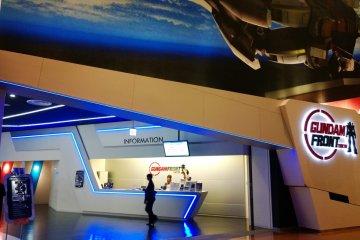 <p>Gundam Front Tokyo &gt; พิพิธภัณฑ์และแหล่งบันเทิงในธีมกันดั้มซึ่งตั้งอยู่บนชั้น 7 ของ&nbsp;DiverCity Tokyo Plaza ด้านในยังมีทีเด็ดอย่าง&nbsp;Dome-G โรงภาพยนตร์แบบ 360 องศา ที่ฉายหนังกันดั้มกันอย่างเต็มตาสนุกรอบทิศ</p>
