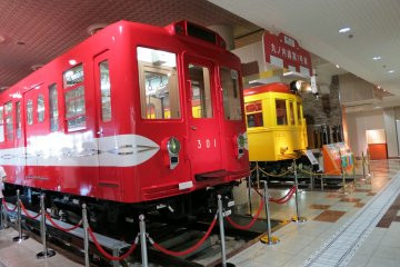 The Tokyo Subway Museum