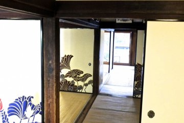 <p>There are quite a few rooms in the Kacho-den Hall, which is the first big room you&#39;ll see after entering the temple buildings</p>