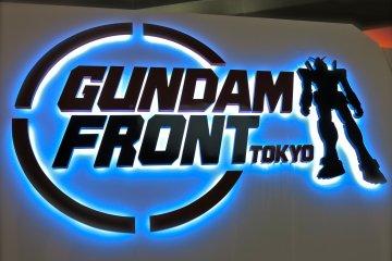 <p>Gundam Front Tokyo</p>