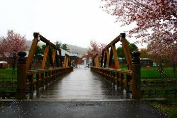 คุกยังเป็นพิพิธภัณฑ์ ที่ Abashiri