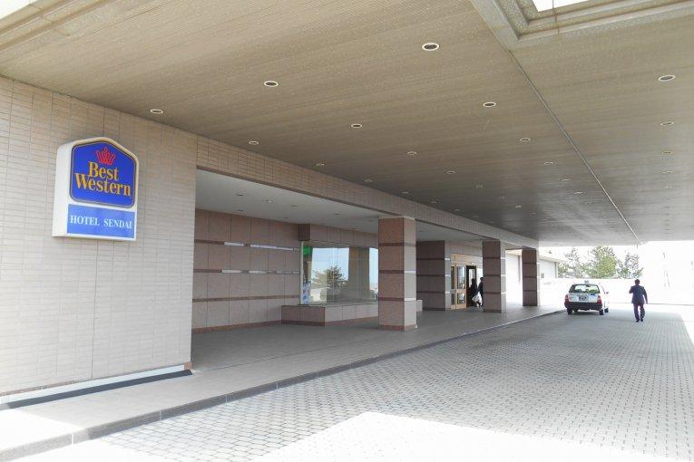 Hotel Best Western Sendai