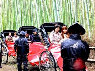 雨かな? 構うもんか!? 京都の美を楽しむのにお天気なんて関係ない!