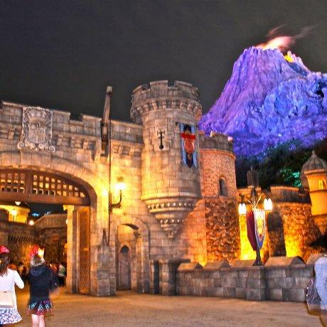 Tokyo DisneySea Bagi Para Pencari Sensasi