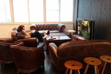 <p>The living room that feels like home</p>