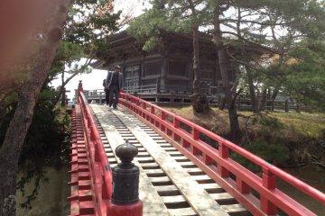 Matsushima's Godaido Temple