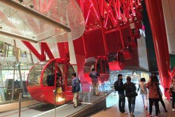HepFive Ferris Wheel