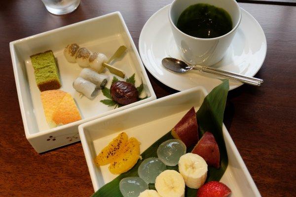 Gion Fondue Set ราคา 1,404 เยน รวม Vat อร่อยลืมราคาเลยค่ะ