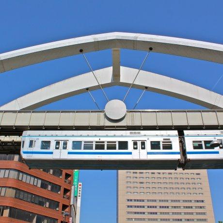Chiba Urban Monorail in Photos
