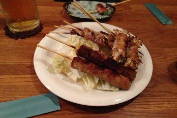 Yakitori Restaurant Yacchin, Hakata