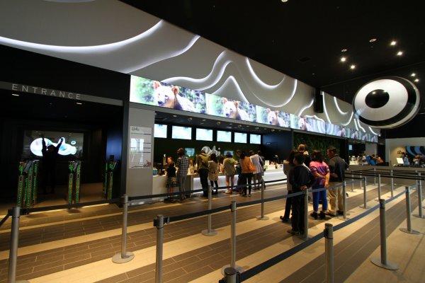 Orbi Yokohama Nature Experience Museum