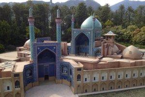 مسجد الإمام - أصفهان