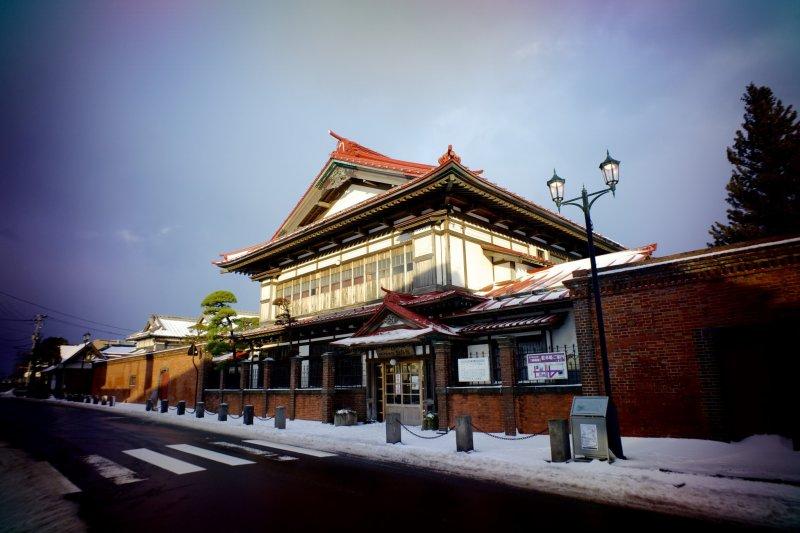 <p>津輕鐵道 金木站 太宰治故鄉</p>
