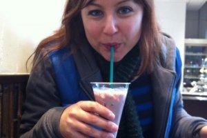 Latte Cuka Blueberry