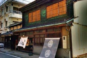 Taiya Restaurant in Mitsu