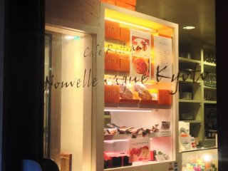 Amazing French Tarts and apple pastries