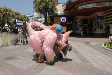<p>Experience the infamous Congalala fart in real life!</p>