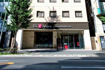 โรงแรม เดอะ บี ฮากาตะ, ฟุกุโอกะ