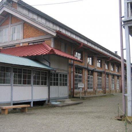Tomioka Silk Mill in Gunma