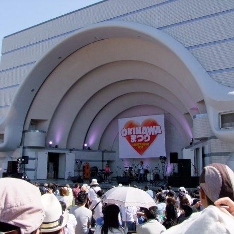 Okinawa Festival at Yoyogi Park