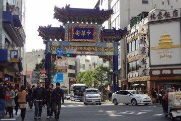 <p>Yokohama Chinatown</p>