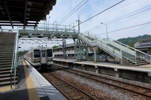 สถานี Tomita