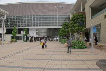 Tama Plaza Terrace