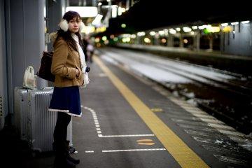 <p>弘前車站</p>