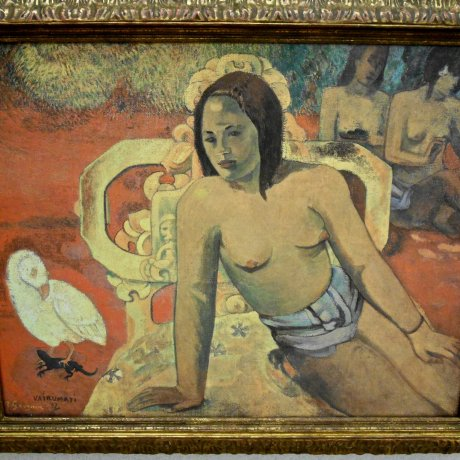 오츠카 국제 미술관의 레플리카