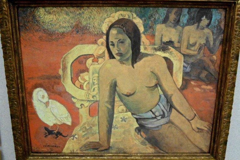 大塚国際美術館のレプリカ