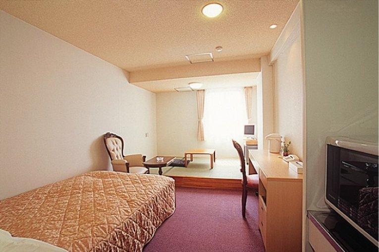 Hotel Pearl City Akita, Omachi