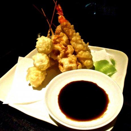 Ăn tối ở Take-no Mai,Tokata Robata