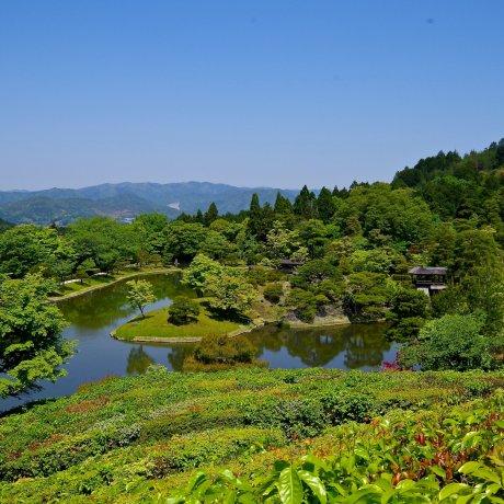 Kyoto Shugakuin Imperial Villa
