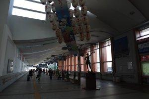 สถานี JR Akita