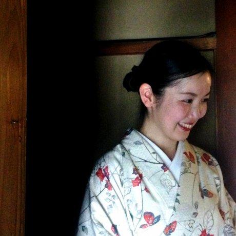 Cerimónia de Chá, Camellia, Quioto