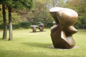 Museum Alam Terbuka Hakone.