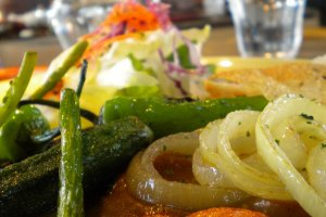 A vegetable curry to charm the tastebuds!