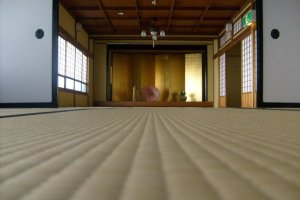 Inside K's House in Ito