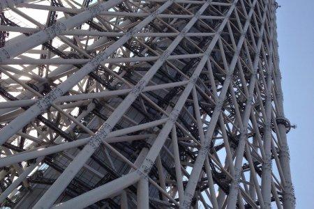 سكاي تري طوكيو ذو 634 متراً