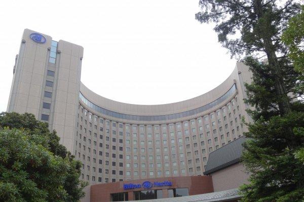 โรงแรมฮิลตัน โตเกียว นาริตะ (Hilton Tokyo Narita Airport Hotel)