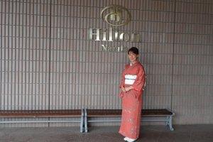 ขอต้อนรับสู่โรงแรมฮิลตัน โตเกียว นาริตะ