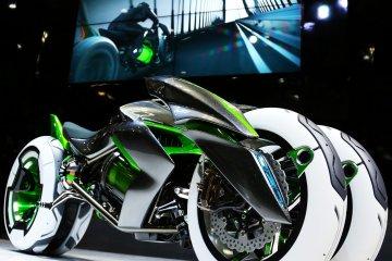 Cutting Edge Wheels at Tokyo Motor Show