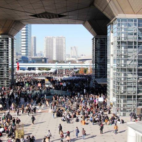 Комикет 85: Токийская конвенция