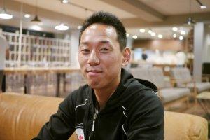 Yuji, the manager at Oakhouse
